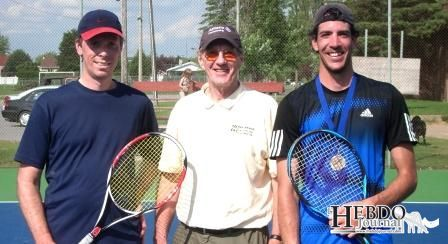Place aux Championnats canadiens de tennis