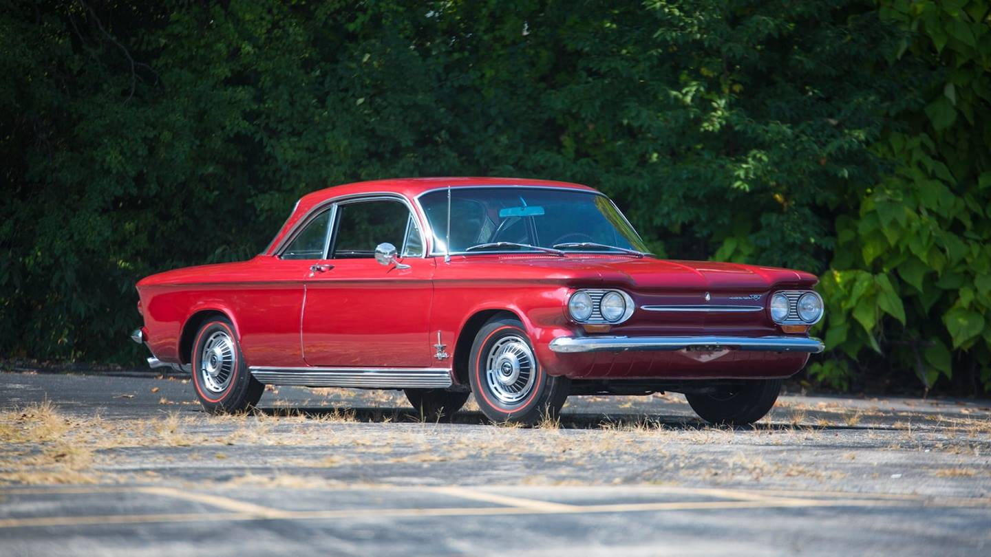 12 mai 1969 – Fin de la production de la Chevrolet Corvair