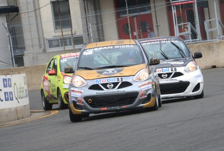 Nissan Micra: Kevin King prend sa revanche