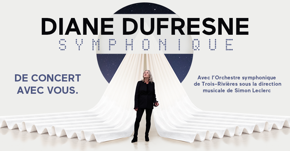 Diane Dufresne en version symphonique