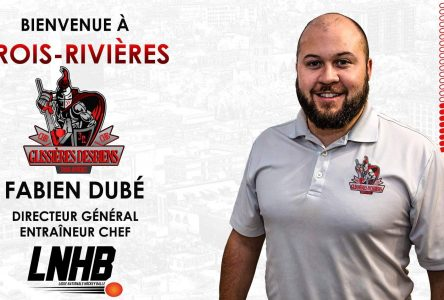 Ligue nationale de hockey balle: Fabien Dubé a hâte au repêchage