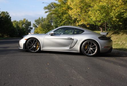 Porsche 718 Cayman GT4 – Tutoyer la perfection